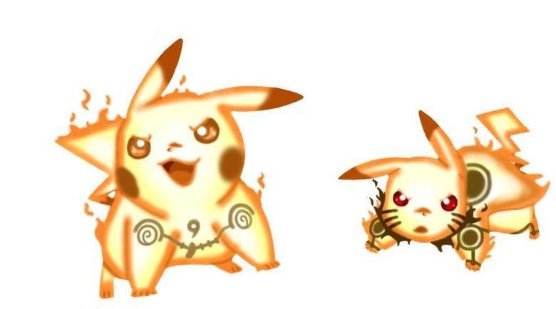 Rikudo Sennin Pikachu. .. Why have I never thought of this before? Rikudo Sennin Pikachu Why have I never thought of this before?