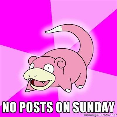 R.I.P Richard Griffiths. . no posts sunday