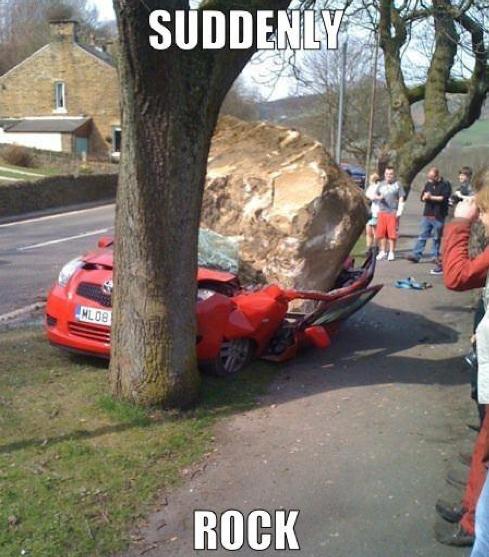 Rock. Rock. Rock