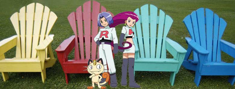 Rocket Launchers. rocket lawn chairs. Rocket Launchers rocket lawn chairs