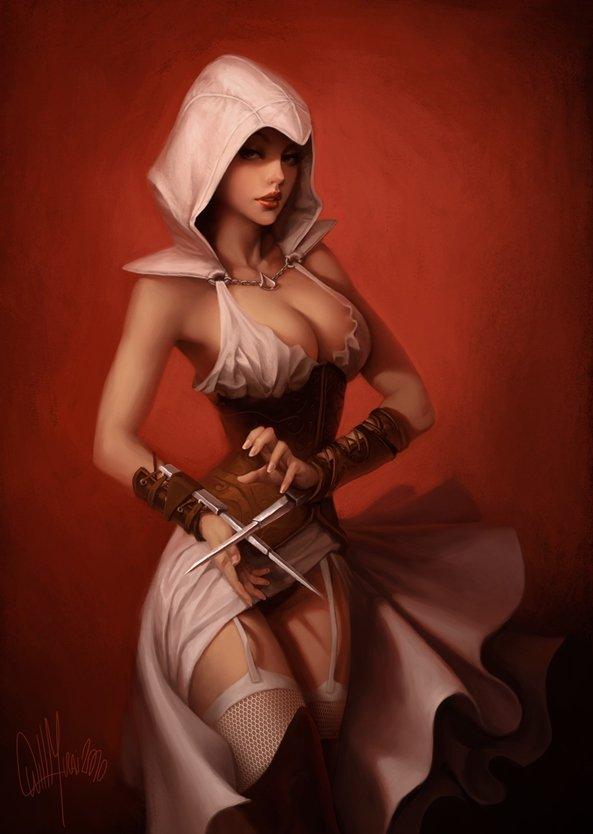 rule 63 Altair.. I CALL SIR! Ezio had double hidden blades, not Altair. rule 63 Altair I CALL SIR! Ezio had double hidden blades not