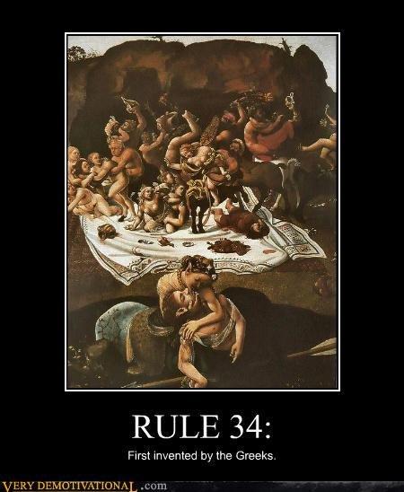 rule 34. . RULE 34 the Greeks. rule 34 RULE the Greeks