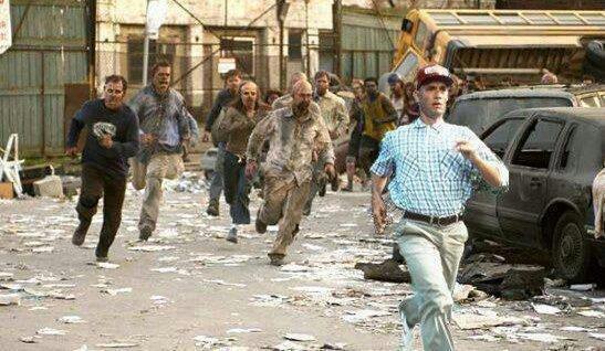 Run forest Run. walking gump. lmnop