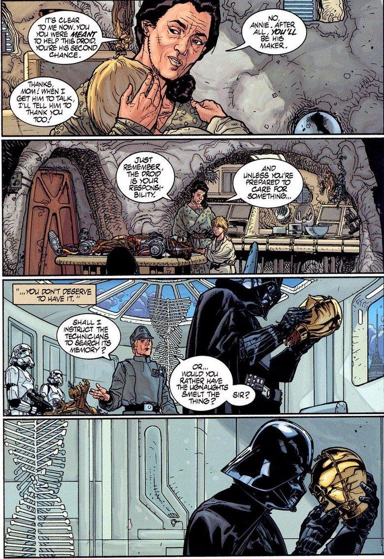 Vader's Droid. . Him W, f II l IAI. D: Vader's Droid Him W f II l IAI D: