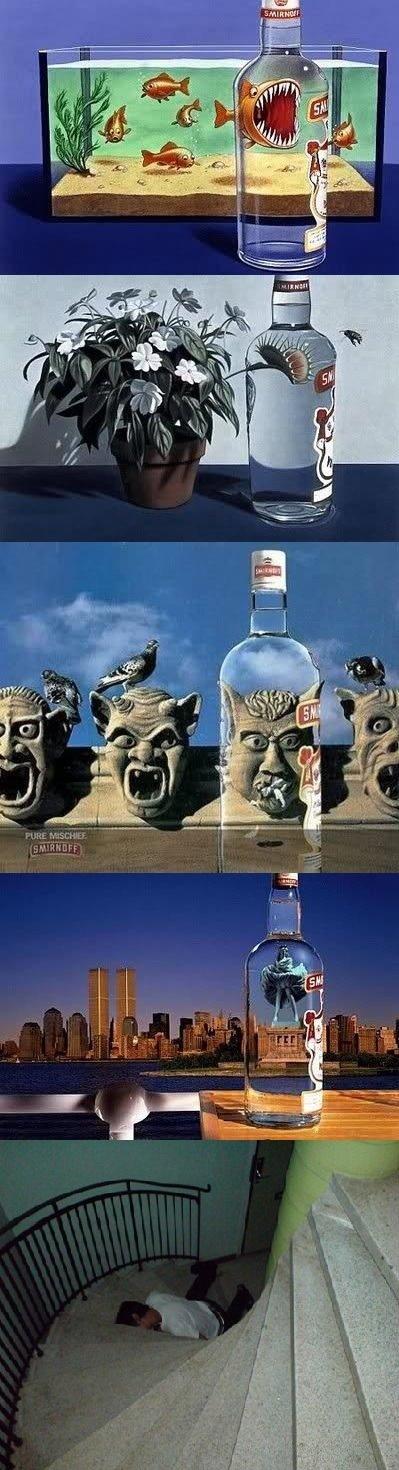 Vodka effects. . Vodka effects