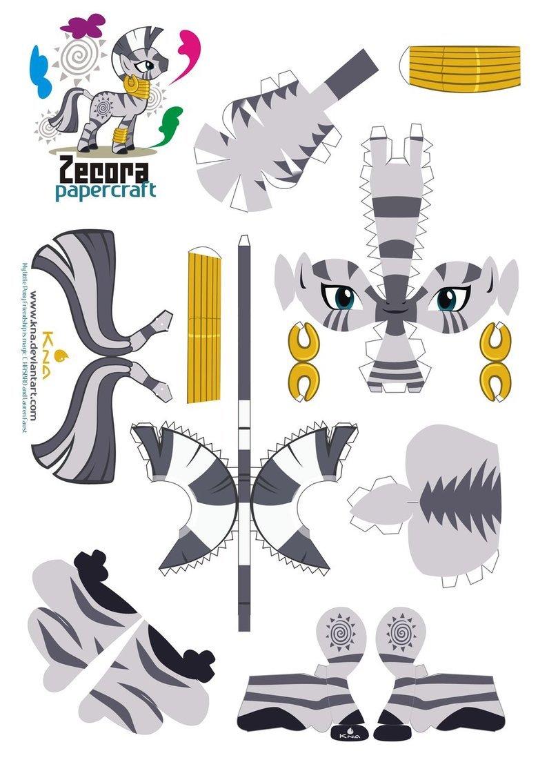 zecora. kna.deviantart.com/gallery/30198924. nat papercut t zecora kna deviantart com/gallery/30198924 nat papercut t