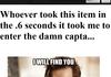 Fucking items