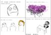 If rage comics were realistic (oc)