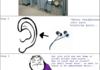 Pooping in public bathrooms..