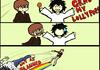 L and Light Lollipop
