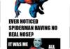 spiderman or ?
