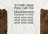 Mathlemore
