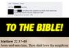 bible fags