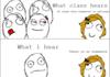 what i hear